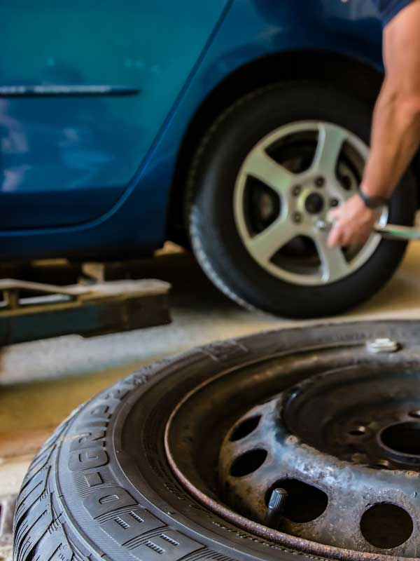Tire Repairs Service Kingston